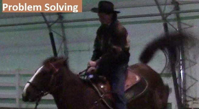 Problem Solving -Ground and Saddle Issues -