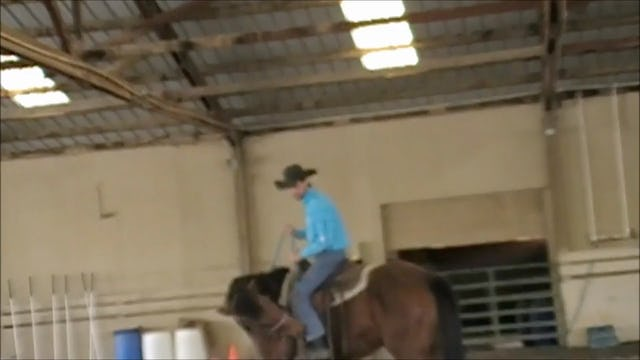 Flexing and Disengaging Hips Under Saddle (Part 2, Saddle Exercises)
