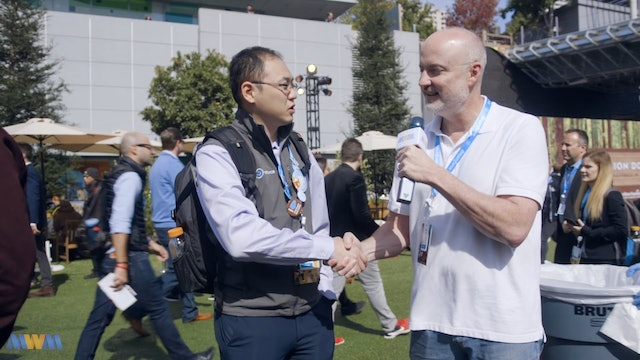 Viktor Khon Shares His Journey to His First Salesforce Job at Dreamforce 2018