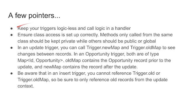Lesson 23 - Challenge 1 - Basic Trigger Setup