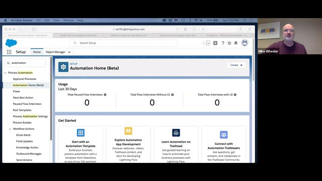 Live Salesforce Admin Week 8 Replay -...