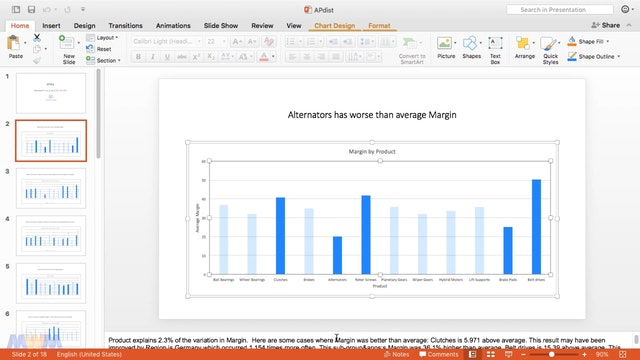 Exporting Stories to PowerPoint
