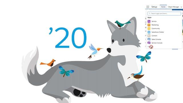Spring '20 App Launcher Enhancements ...