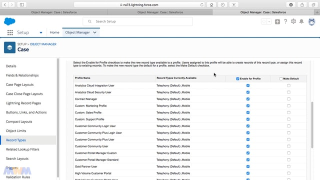 Email Interaction Channel and Creating an Email Case Record Type