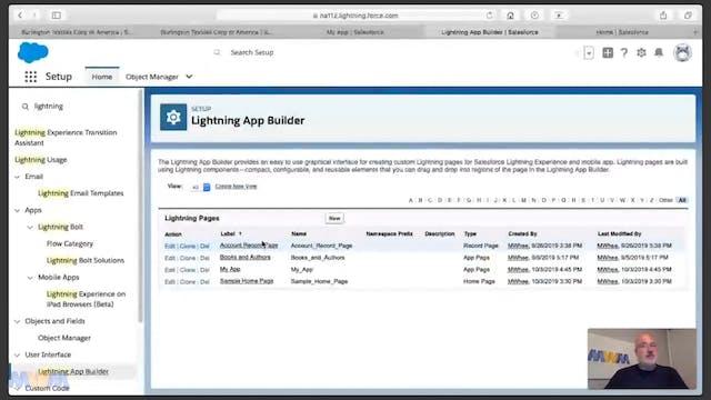 Week 7 - Part 2 - Live Platform App B...
