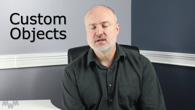 Let's Talk About Objects