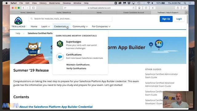 Week 10 Part 1 - Live Platform App Builder