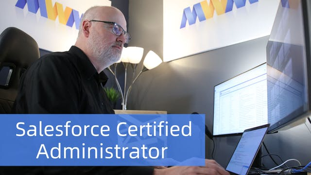NEW - Salesforce Certified Administrator 2021