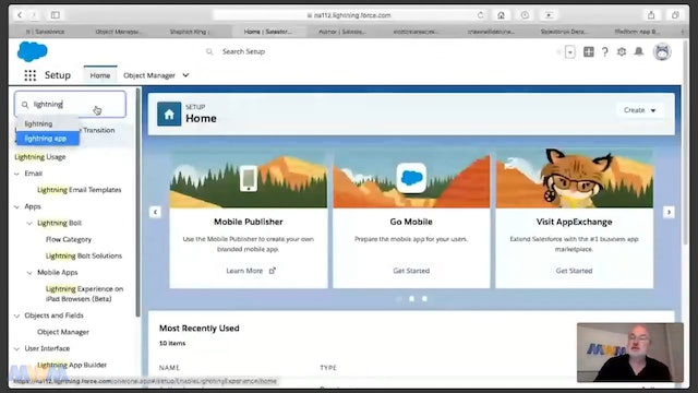 Week 3 Part 5 - Live Platform App Builder