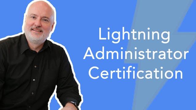 NEW - Salesforce Certified Administrator 2021 (Updated June 29, 2021)