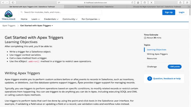 When to Use Visualforce and Apex Trig...