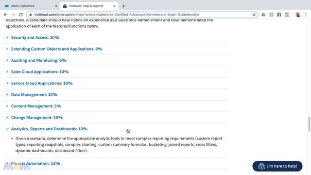 Analytics, Reports and Dashboards Introduction