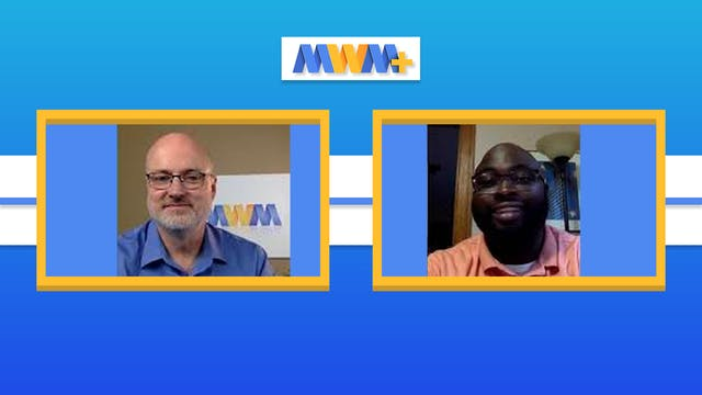 Aaron McGriff Shares His Journey from...