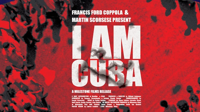 I Am Cuba Press Kit for 2018 Restoration Premiere