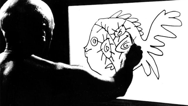 The Mystery of Picasso Press Kit