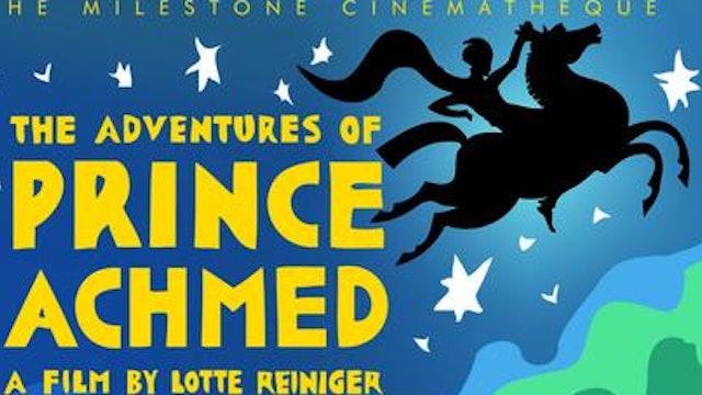 Prince Achmed Press Kit