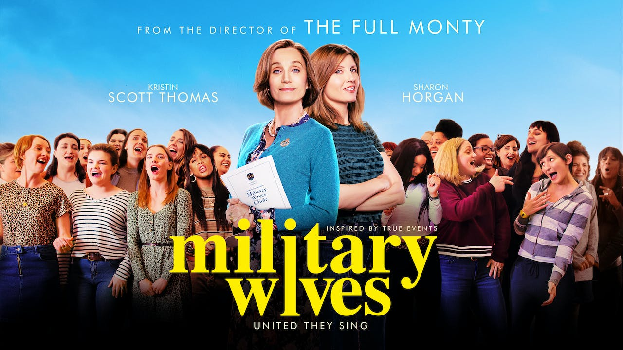 Military Wives - Presented by Jane Pickens
