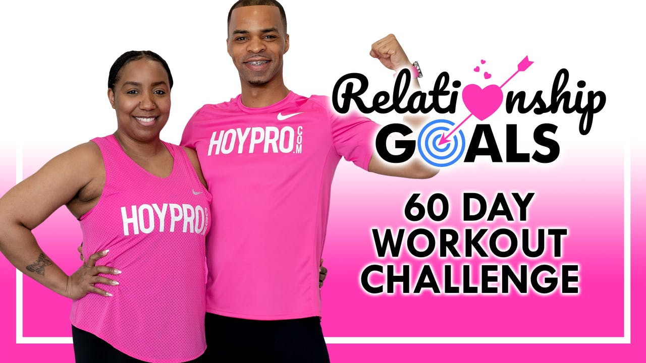 Relationship Goals - 60 Day Workout Challenge