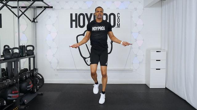 30 Minute Jump Rope & Burpee Showdown - Viewers Choice #07