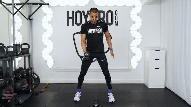 30 Minute Power 30 HIIT & Strength Workout - Viewers Choice #08