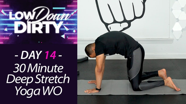 30 Minute HEAL - Total Body Stretch - Low Down #14