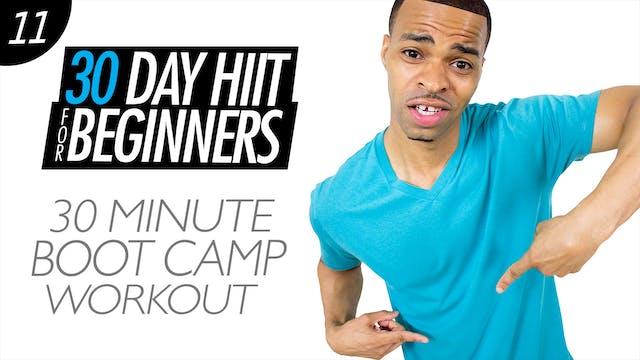 Beginners #11 - 30 Minute Beginners Body Boot Camp