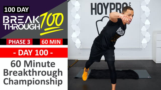 #100 - 60 Minute Breakthrough 100 Cha...