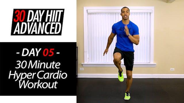 30 Minute Hyper Pure Cardio Indoor Ru...