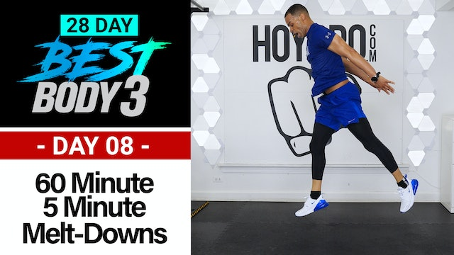 60 Minute 5 Min Melt Down - Non-Stop Hybrid Complexes - Best Body 3 #08