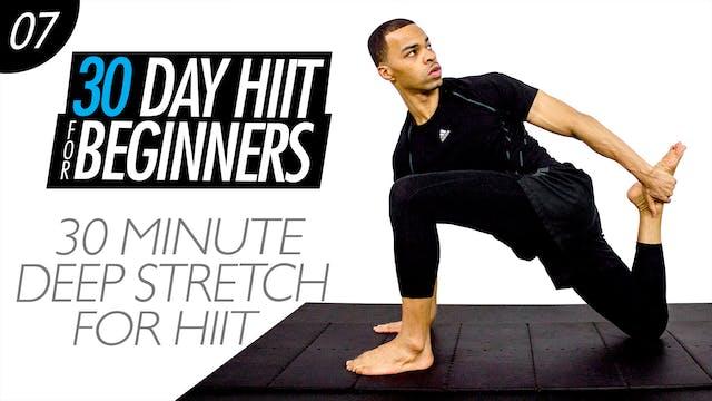 30 Minute Total Body Deep Stretch Yog...