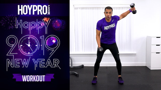 30 Minute New Year New You Full Body Workout