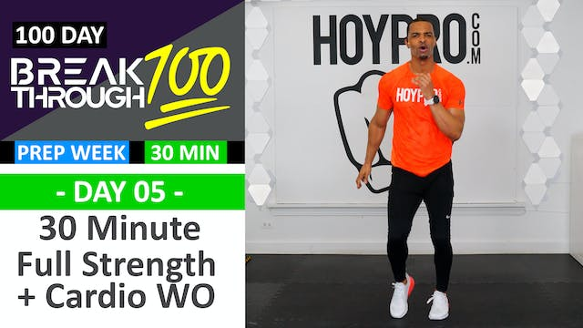 #05 - 30 Minute Low High Strength & C...