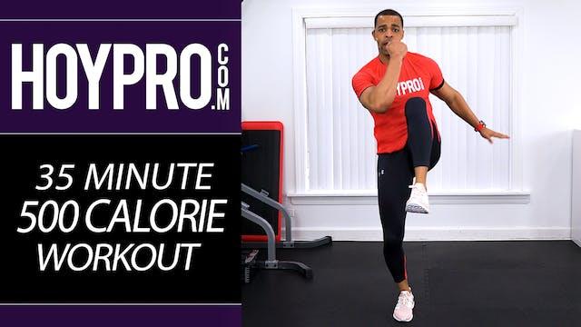 35  Minute 500 Calorie Bodyweight Cir...