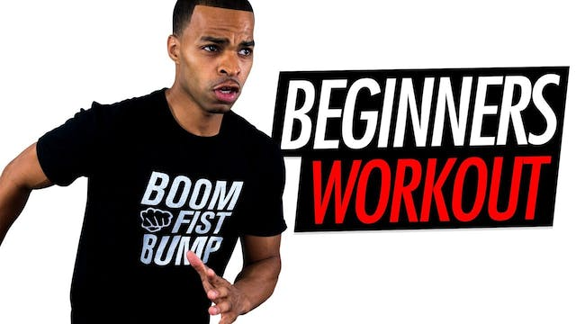 20 Minute Beginner Fat Burning HIIT W...