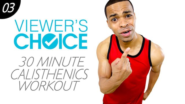 010 - 30 Minute EXTREME HIIT Workout for Fat Loss (RARE EXERCISES