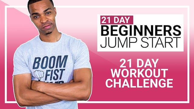 21 Day Beginners Jump Start