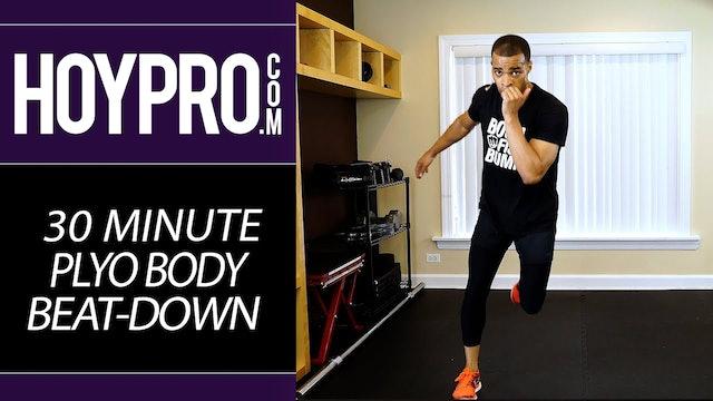 003 - 30 Minute Plyo Body Beat-Down Workout