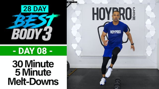 30 Minute 5 Min Melt Down - Non-Stop Hybrid Complexes - Best Body 3 #08