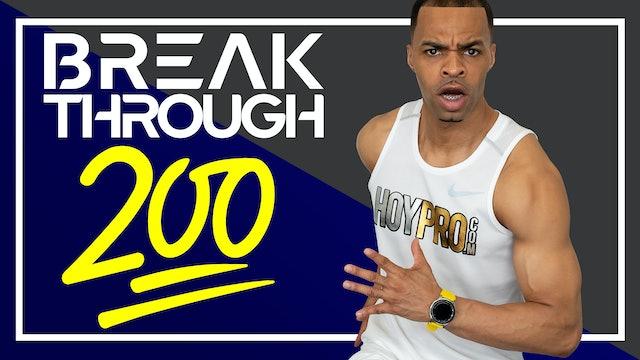 Breakthrough 200 - 100 Day Workout Challenge