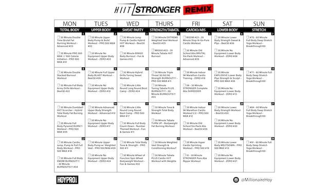HIIT-STRONGER Remix - 28-Day-Calendar.pdf