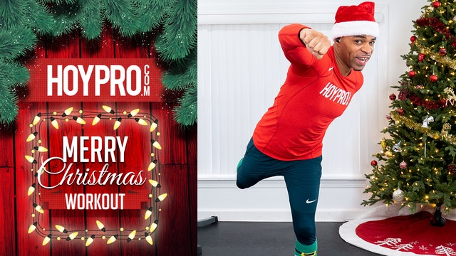 30 Minute Merry Christmas HIIT Workout (2018)