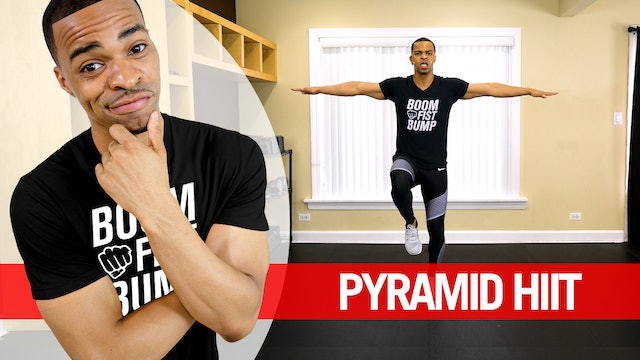 30 Minute Fun Egyptian Themed Pyramid HIIT Workout