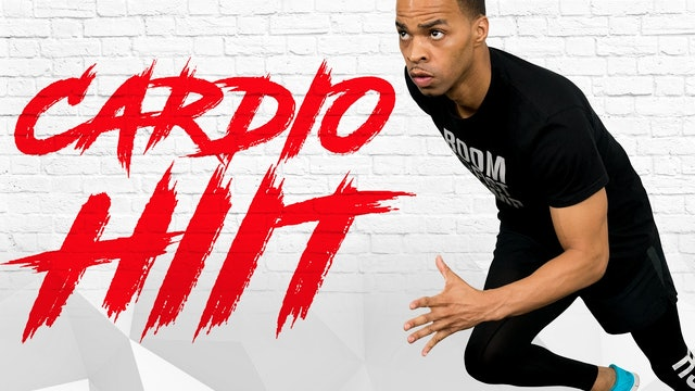 30 Minute Stop-N-Go Cardio HIIT Fat Loss Workout