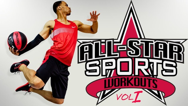 30 Minute All-Star Basketball HIIT Cardio Workout