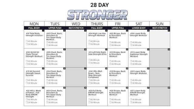 28 Day STRONGER Workout Calendar.pdf