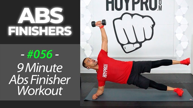 Abs Finishers #056