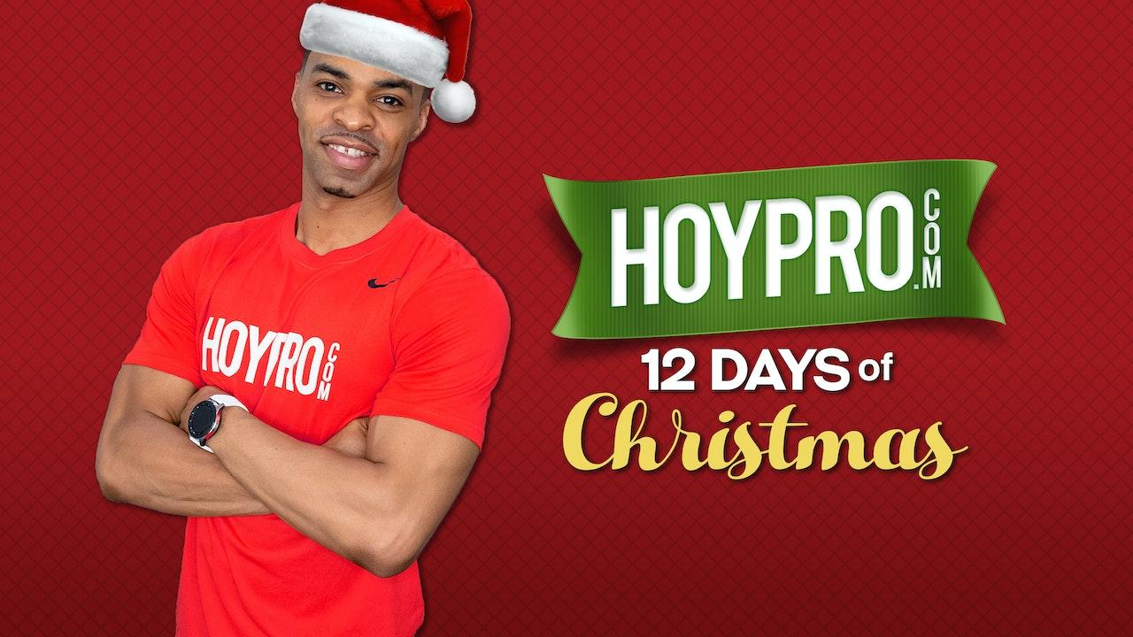 HoyPRO 12 Days of Christmas 2020