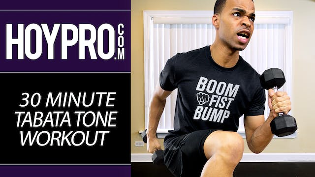 30 Minute Total Body Agility Cone Drills Workout - August 2018