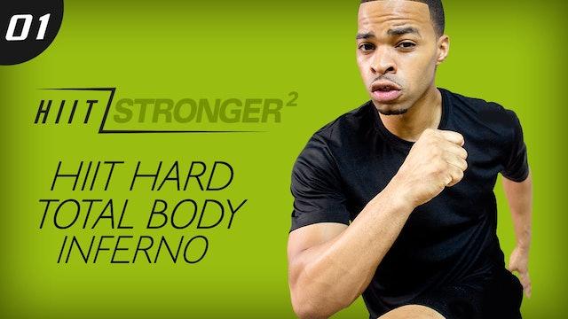 HIIT/STRONGER 02: 28 Day Cardio/Strength Program (Classic - 2016)