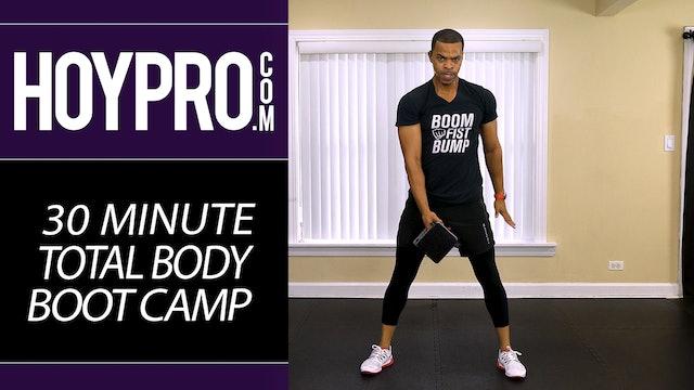 30 Minute BRUTAL Compound Body Drills - Cardio, Strength, Balance & Flexibility